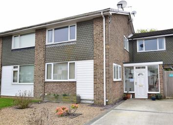 Thumbnail 3 bed semi-detached house for sale in Kingfisher Avenue, Hythe, Kent