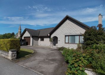 Thumbnail 4 bed detached bungalow for sale in Northfield, Richmond Avenue, Rhynie