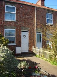 Thumbnail 2 bedroom terraced house for sale in York Terrace, Wisbech