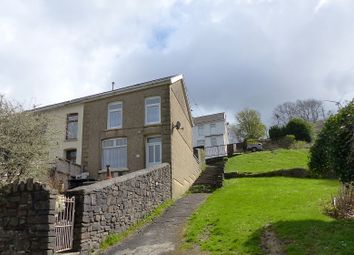 Thumbnail 3 bed end terrace house for sale in Brynogwy Terrace, Nantymoel, Bridgend, Mid Glamorgan.