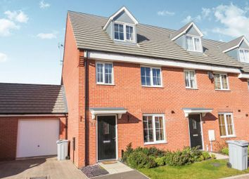 Thumbnail 3 bed semi-detached house for sale in Hexham Avenue, Bourne