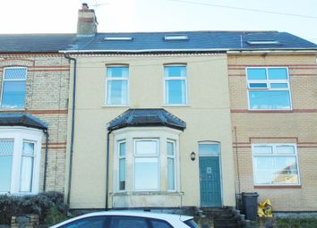 Thumbnail 3 bed terraced house for sale in Pembroke Terrace, Penarth
