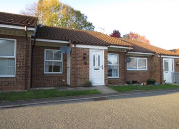 Thumbnail 2 bedroom terraced bungalow for sale in Marlborough Court, Sprowston, Norwich