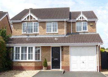 Thumbnail 4 bed detached house for sale in Oulton Avenue, Belmont, Hereford