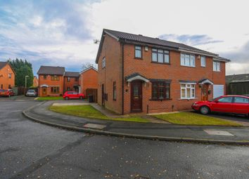 Thumbnail 3 bed semi-detached house to rent in Alderwood Rise, Dudley