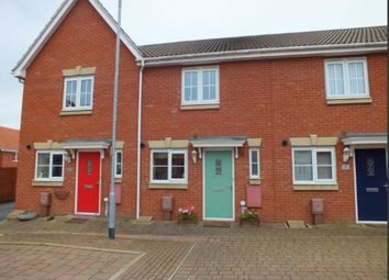 Thumbnail Terraced house to rent in Teal Drive, Costessey, Norwich