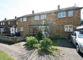 Thumbnail 3 bedroom semi-detached house for sale in Burford Way, Hitchin
