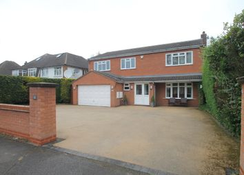 Thumbnail 4 bed detached house for sale in Yew Tree Lane, Solihull