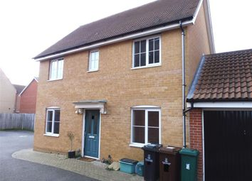 Thumbnail 3 bed property to rent in James Gore Drive, Colchester