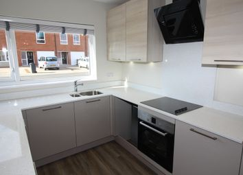 Thumbnail 4 bed semi-detached house for sale in Plot 17 'austin Mews', Austin Canons, Kempston
