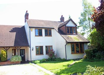 Thumbnail 4 bed detached house for sale in Nottingham Road, Coleorton, Coalville, Leicestershire