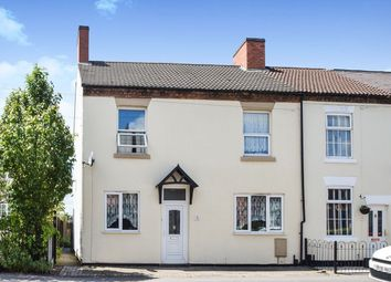 Thumbnail 2 bed terraced house for sale in Whitehill Road, Ellistown, Coalville