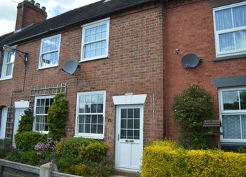Thumbnail 2 bed terraced house for sale in Townfields, Lichfield