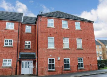 Thumbnail 2 bed flat for sale in Silken Court, Nuneaton