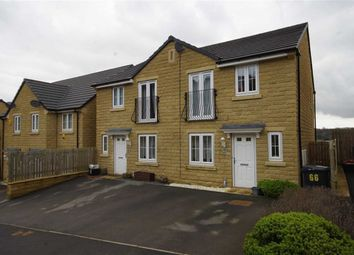 Thumbnail 3 bed link-detached house for sale in Fountain Head Road, Fountain Head Village, Halifax