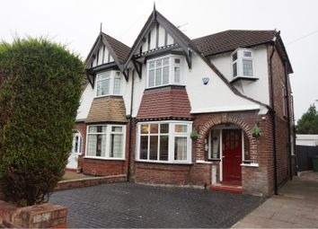 Thumbnail 3 bedroom semi-detached house for sale in Lymefield Grove, Mile End