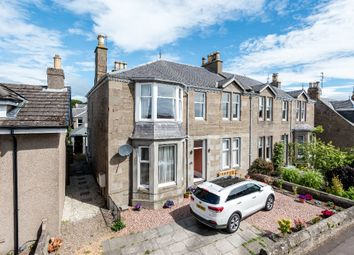 Thumbnail 3 bed flat for sale in Collier Street, Carnoustie, Angus