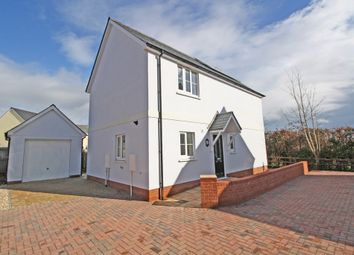 Thumbnail 3 bed detached house for sale in Jackson Meadow, Lympstone, Exmouth