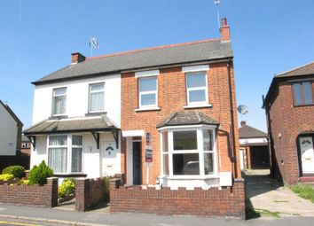 Thumbnail 2 bedroom maisonette to rent in Duke Street, Hoddesdon