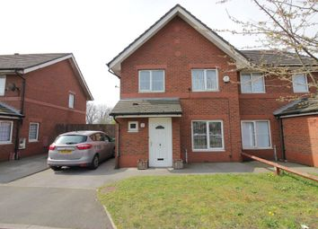 Thumbnail 3 bed semi-detached house for sale in St Marys Close, Bootle, Liverpool