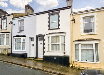 Thumbnail 3 bed terraced house for sale in Lorrimore Avenue, Plymouth