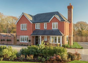 Thumbnail 4 bed detached house for sale in Farncombe Close, Wivelsfield Green, Haywards Heath