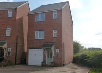 Thumbnail 3 bed detached house to rent in Colliers Court, Waingroves, Ripley