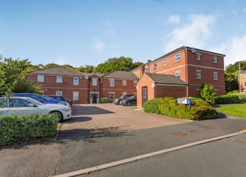 Thumbnail 2 bed flat for sale in Caraway Court, Meanwood, Leeds