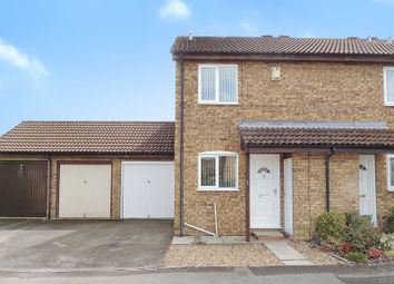 Thumbnail 2 bed end terrace house to rent in Park Farm Court, Longwell Green, Bristol