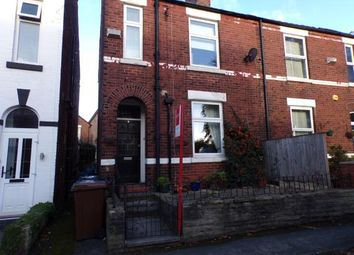 Thumbnail 2 bed semi-detached house for sale in Church Lane, Marple, Stockport, Cheshire