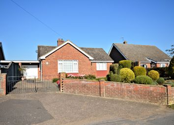 Thumbnail Detached bungalow for sale in Avondale Road, South Creake, Fakenham