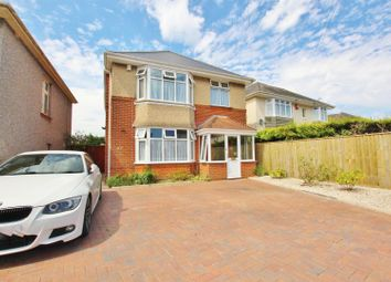 Thumbnail 4 bed detached house for sale in Norton Road, Winton, Bournemouth