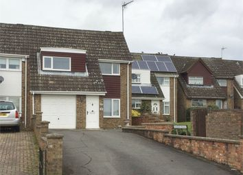 Thumbnail 3 bed semi-detached house for sale in Manor Drive, Corby, Northamptonshire