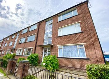 Thumbnail 2 bed flat for sale in Grasmere Road, Blackpool, Lancashire