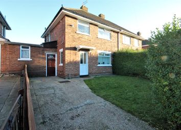 Thumbnail 3 bed semi-detached house to rent in Sandringham Road, Cleethorpes