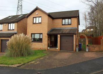 Thumbnail 4 bed detached house for sale in Crossview Place, Baillieston, Glasgow