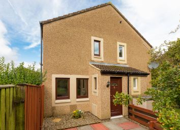 Thumbnail 1 bed end terrace house for sale in Fauldburn Park, Edinburgh