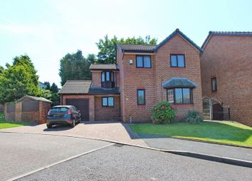 Thumbnail 3 bedroom detached house for sale in The Fairways, Whitefield, Manchester