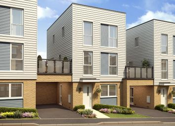"Thumbnail 3 bedroom detached house for sale in ""Moore"" at Temple Hill, Dartford"