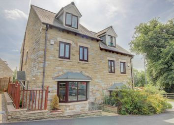 Thumbnail 4 bed semi-detached house for sale in Manor House, Flockton, Wakefield