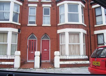 Thumbnail 1 bed flat to rent in Stuart Road, Walton, Liverpool