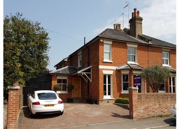 4 bed semi-detached house for sale in Howard Road, Dorking RH4