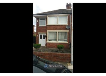 3 bed semi-detached house to rent in Stadium Avenue, Blackpool FY4