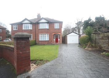 Thumbnail 3 bed semi-detached house to rent in Delvine Drive, Upton, Chester