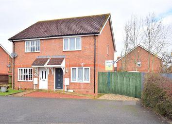 Skylark Way, Kingsnorth, Ashford, Kent TN23. 2 bed semi-detached house for sale