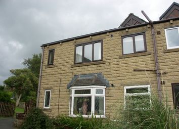 Thumbnail 2 bed flat to rent in 21 Helme Park, Meltham