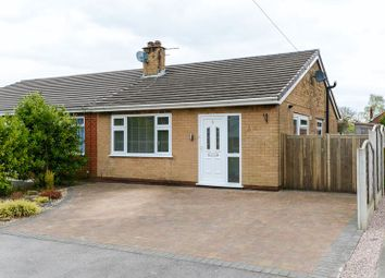 Thumbnail 2 bed semi-detached bungalow to rent in The Warings, Heskin, Chorley