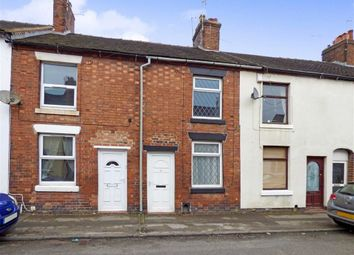 Thumbnail 2 bedroom terraced house to rent in Newcastle Street, Silverdale, Newcastle-Under-Lyme