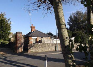 Thumbnail 1 bed bungalow for sale in Limmer Lane, Felpham, Bognor Regis, West Sussex