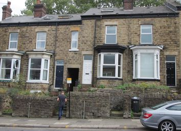 Thumbnail 4 bedroom terraced house to rent in Berkeley Precinct, Ecclesall Road, Sheffield